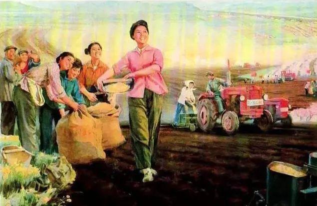 一个农民告诉你:他心目中毛时代的富裕生活