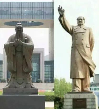 毛泽东与孔子的分岐主要是在如何对待劳动人民的问题上