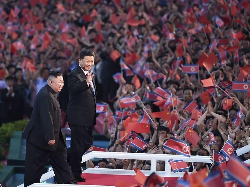 震撼人心的一场晚会——战无不胜的社会主义!