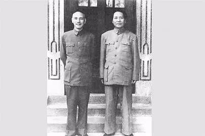 打脸果粉:毛泽东与蒋介石的二十二条对比——哪条比得过?
