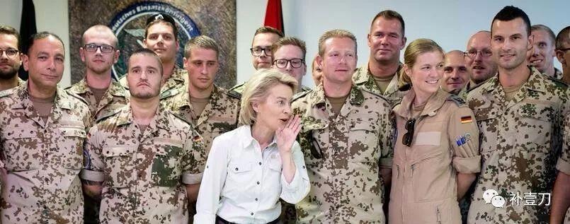 德国女国防部长冯德莱恩的年纪轻轻7个孑孩子她出任欧盟委员会新主席会对中国好吗?