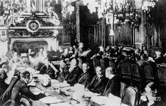 新一届欧洲议会干涉中国内政意欲何为要让巴黎和会历史重演吗
