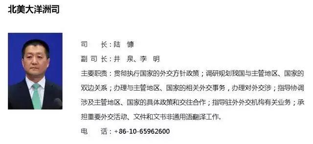 华春莹接棒陆慷位列中国首位外交部新闻司女司长(附个人简历故事)