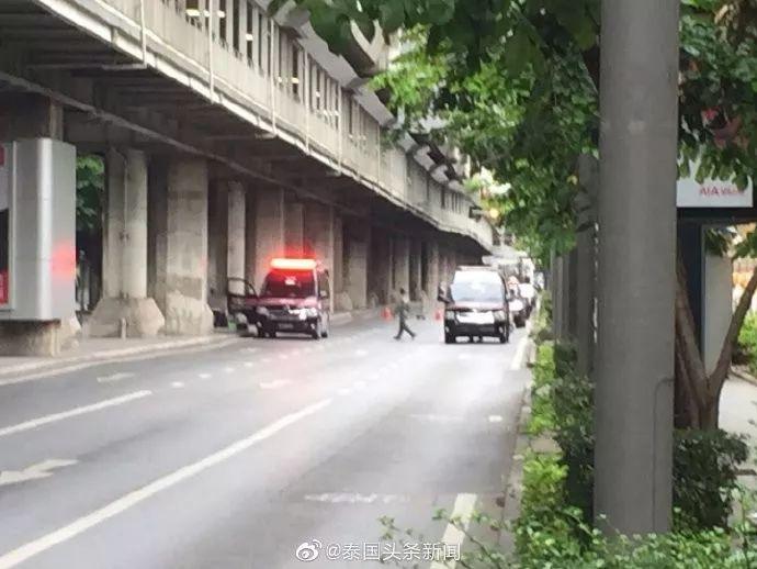 曼谷爆炸多地连发现场视频图片与死伤情况全程直击