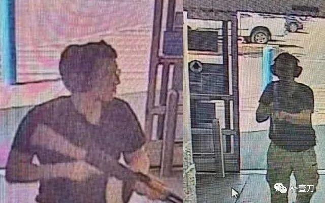 俄亥俄州枪击案视频图片不敢直视现场血腥惨烈老美真病了