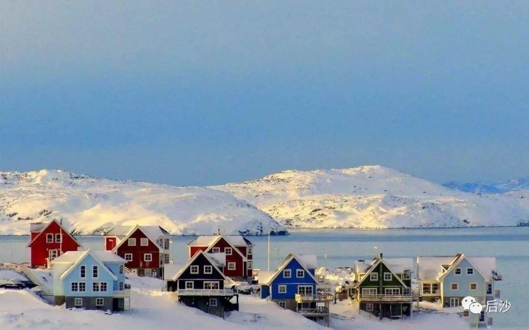 特朗普为什么要买格陵兰岛原因竟然是它!
