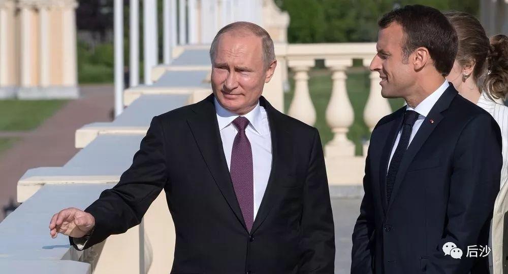 2019法国G7峰会特朗普欲笼络普京牵制中国:俄国人民会答应吗?