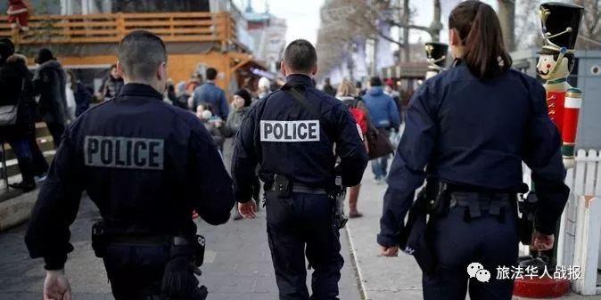 论巴黎袭警事件:老外的命越来越不值钱了!
