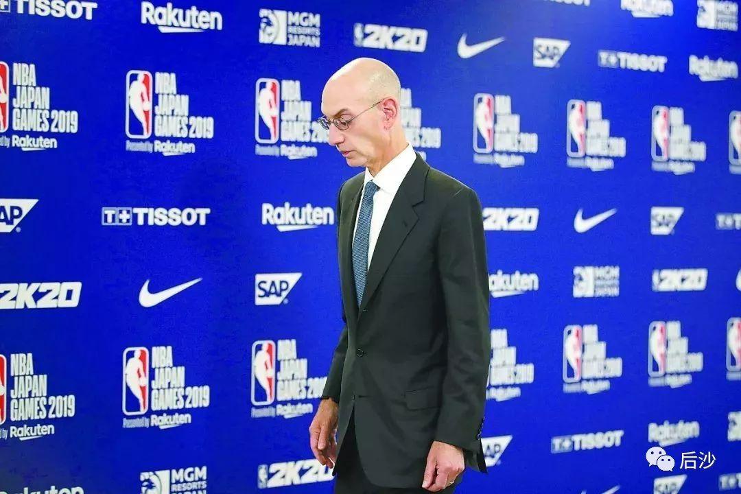 NBA总裁把油门当刹车!但愿它走得安详!