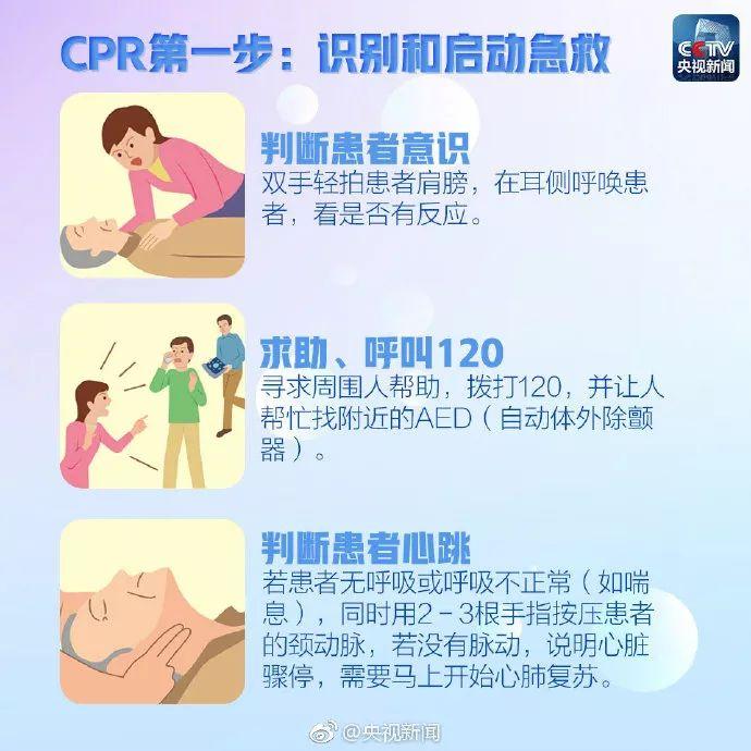心脏骤停正确抢救的三步四法你可能真的不知道!