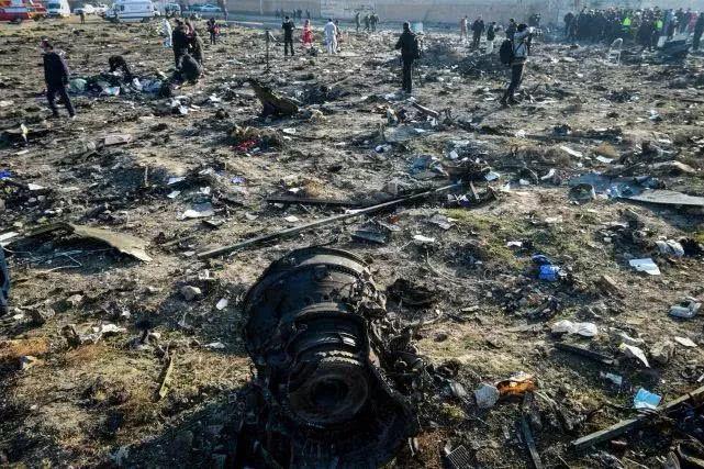 乌克兰大飞机最新消息之谁为176个冤魂负责!