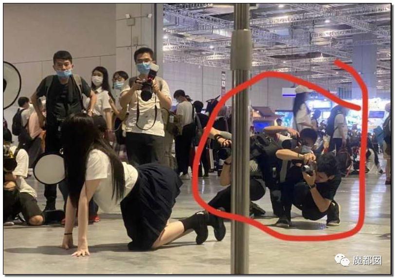 上海漫展jk事件原图片集中流出女生这样被围观的滋味只她才懂!