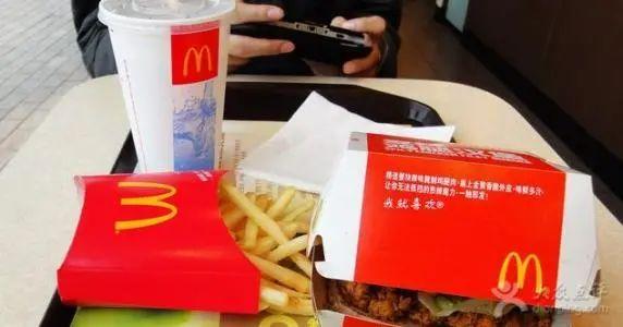 麦当劳等快餐包装中检出致癌物质为了赚钱洋人啥都干得出来!