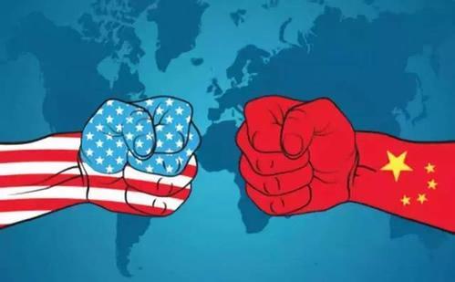 中美是不是要打仗了就看美国敢不敢开第一枪!