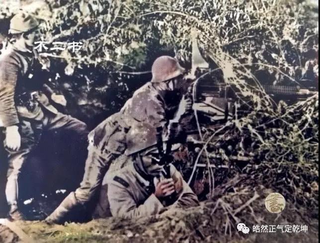 二战日本步兵进攻战术揭秘没想象中那么厉害!