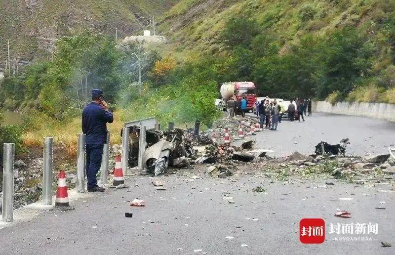 一直升机在四川坠落3人遇难他们的身份让人大吃一惊!