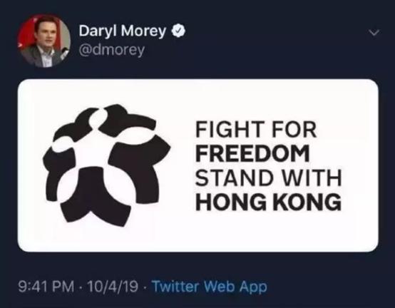 央视体育频道发言人谈莫雷辞职内部隐情让你忽略了!
