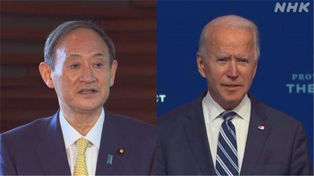 拜登涉钓鱼岛言论来势凶狠原来是日本首相菅义伟下的蛊!