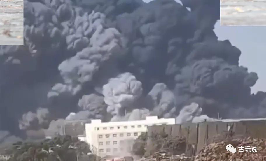 浙江一工厂发生火灾浓烟滚滚的背后隐藏了多少官员的失责!