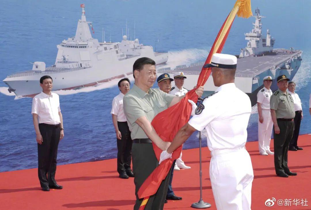 海军三型主战舰艇是什么相比美国海军军舰分级它们的优势竟如此明显!